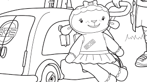 Small Picture Printable Coloring Pages Doc Mcstuffins Gekimoe 85198