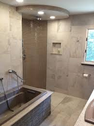 Luxury Open Shower Concept hypermallapartments