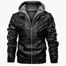 <b>Men pu leather jacket</b> Online Deals | Gearbest.com