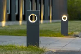 Branch A Cool New LED Garden Light Styled To Look Like A Twig Spot - Exterior bollard lighting
