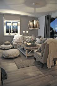 chic living room. Fine Room Fluffy Soft Glow Driftwood In Chic Living Room B