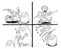 Lego Zombie Coloring Pages Zombie Coloring Pages Plant Vs Zombie