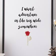 Quotes From Belle In Beauty And The Beast Best of Beauty And The Beast Adventure Quotes