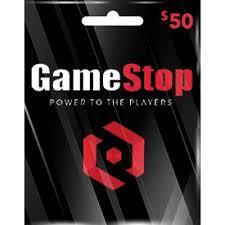 usd50 gamestop gift card us