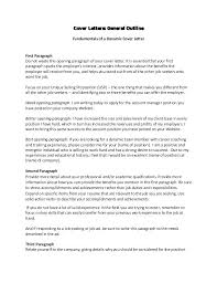 Cover Letter For Second Job How To Start The Second Paragraph Of A Cover Letter Sat Act Prep