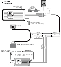 vortech btm to msd ignition wiring diagram vortech 6 series