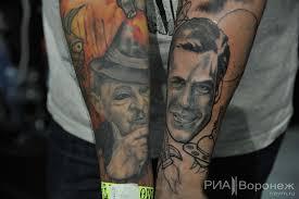 рэпер Oxxxymiron прокомментировал сделанное в воронеже тату