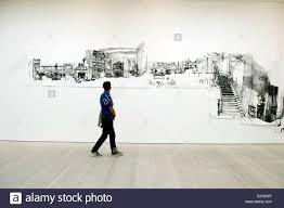 United Kingdom London Chelsea Saatchi Gallery Travel with Myra Hudson Stock  Photo - Alamy
