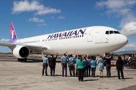 The End Of An Era Aloha Boeing 767 Hawaiian Airlines