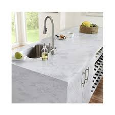 thick waterproof self adhesive wallpaper granite white gray roll removable kitchen contact paper for countertops cabinet wallpaper furniture renovated