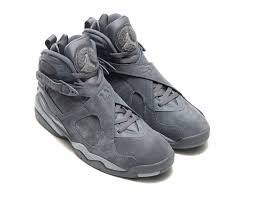 jordan 8 cool grey. cool grey lands on the air jordan 8 this summer and it\u0027s a brand new colorway model inspired by 11 which was first to feature that i