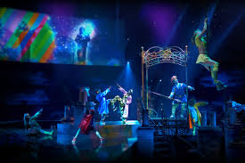 The Beatles Love In Las Vegas See Tickets And Deals