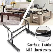 diy lift top coffee table hardware
