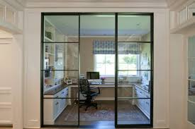 home office contemporary glass office. Home Office Design Contemporary Glass N