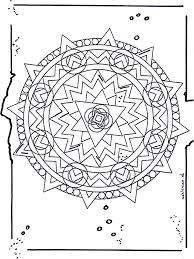 Mandala 19 Geo Mandalas