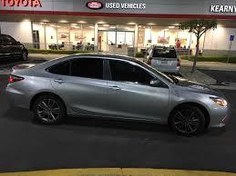 2015 Used Toyota Camry 4dr Sedan I4 Automatic SE at Kearny Mesa ...