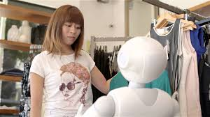 fashion s assistant software for the pepper service robot fashion s assistant software for the pepper service robot