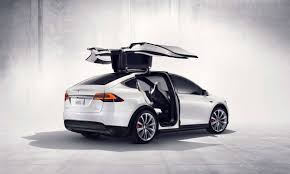 Tesla's first Model X electric SUVs sell for $132k