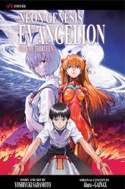 neon genesis evangelion. Plain Evangelion Amazoncom Neon Genesis Evangelion Vol 13 9781421552910 Yoshiyuki  Sadamoto Books For Evangelion E