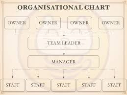 Organizational Chart For Coffee Shop Business Comparison Coffee Shop Slide