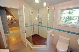 compact attic shower houzz com