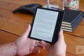 Amazon Kindle Oasis Vs Kindle Paperwhite Spec Comparison