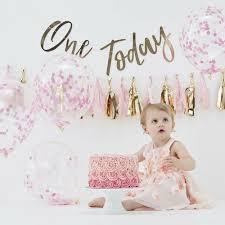 girls 1st birthday cake smash kit complete first birthday diy photo session