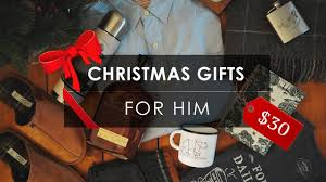 7 best gifts for him under 30