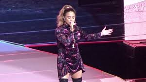 Ally Brooke Singing 'Perfect' At We Day - YouTube