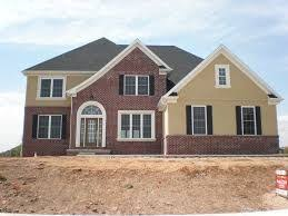 brick and stucco homes - Google Search