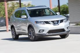 2016 Nissan Rogue SL AWD First Test Review