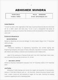 Simple Blank Resume Format Download In Ms Word Download Blank Blank