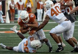 Ut Football Depth Chart Breaking Down The Texas Longhorns Two Deep Depth Chart