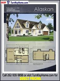 alaskan cape cod style home 1 bed 3 bath plan 1113 sf d from rochester homes modular plan designs