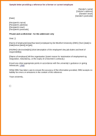 Employee Reference Letter Templates 035 Template Ideas Reference Letter Templates Free Giving