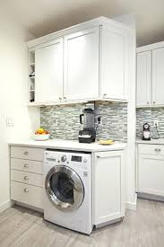 countertop clothes washer top and middle and and bottom and opted to install a washing machine