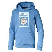 PUMA Sweater »Manchester City Kinder Shoe Tag Hoodie« online kaufen