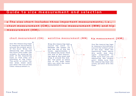Waist Measurement Chart Guide To Size Measurement And Selection Installtest1006