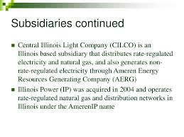 Ameren Light Company Number Ppt Ameren Corp Aee Powerpoint Presentation Free