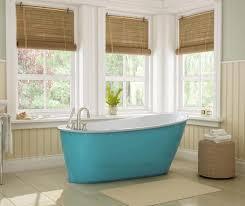 maax sax 60 w x 32 d freestanding bathtub with reversible drain at menards
