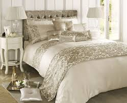 image of duvet covers gold bed bath beyond