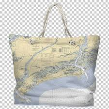 Nautical Chart Florida Keys Map Bag Decorative Bags Png