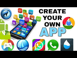 Create Your Own App For Free Without Any Programming Knowledge