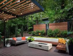 outdoor privacy screen ideas you can