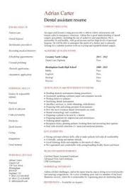 sample resumes for administrative position when you decided to make the sample resume suddenly i remember that sample resume always related with the dental assistant student resume