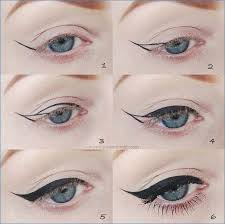 ultra dramatic cat eye how to do easy cat eye makeup