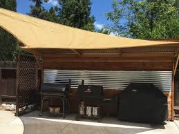 the new cooking outdoor kitchen update number 3