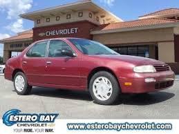 Used 1996 Nissan Altima In Estero Florida
