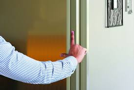 evolution touch door release system
