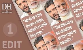 Gujarat Win For Bjp Hope For Congress Deccan Herald